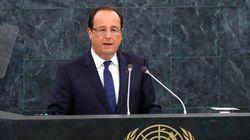 À l'ONU, Obama et Hollande sur la même