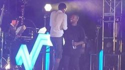 VIDÉOS. Stromae et Kanye West sur la même scène à