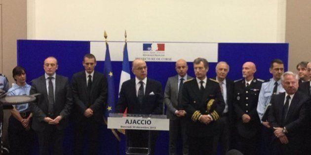 Bernard Cazeneuve annonce en Corse une