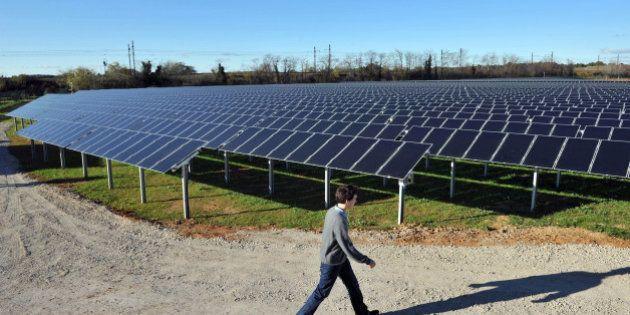 L'énergie solaire bientôt aussi bon marché que le charbon grâce à des panneaux moins