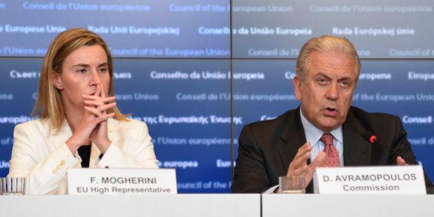 Naufrages de migrants: la Commission européenne présente dix actions pour éviter de nouveaux