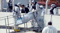 800 migrants sont morts dans le naufrage de dimanche en