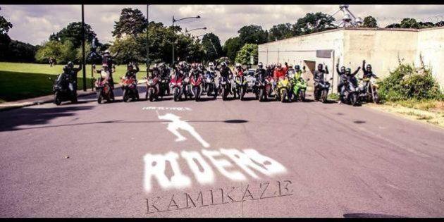 VIDÉOS. Kamikaze Riders : quel est ce groupe dans le viseur de la justice belge pour un projet d'attentats...