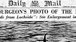 Partez à la recherche du monstre du Loch Ness avec Google
