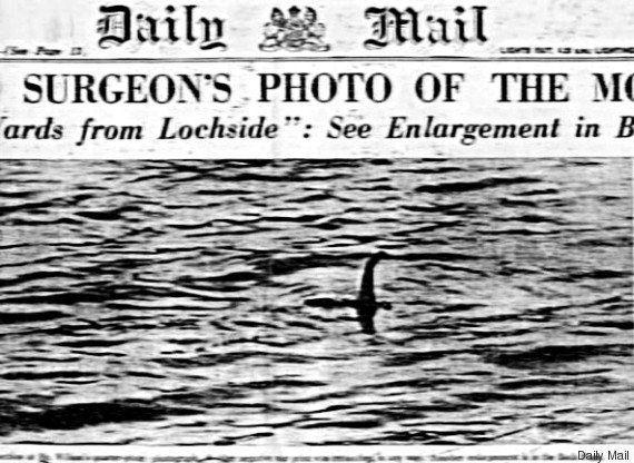 Monstre du Loch Ness : Google rend hommage à la célèbre photo de 1934 à sa