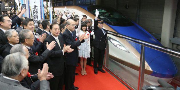 VIDÉO. Record de vitesse pour un train japonais qui atteint 603