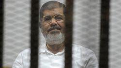 Condamné à 20 ans de prison, Morsi échappe à la peine de