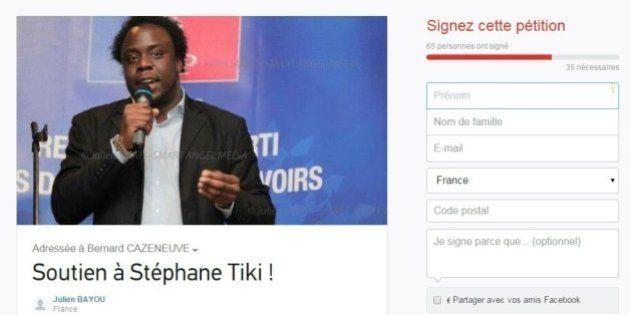 Stéphane Tiki : la pétition de gauche pour sa régularisation met en lumière les contradictions de