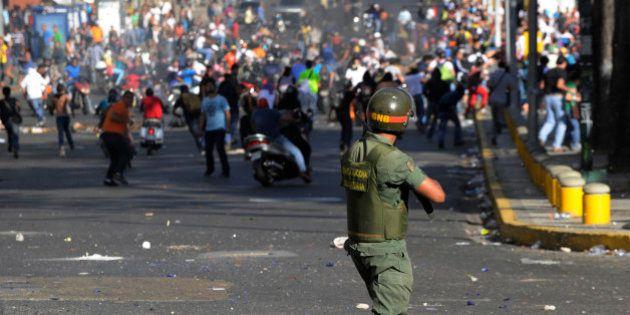 Vénézuela: d'une révolte populaire