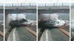 Espagne: le déraillement du train minute par minute révélé par la boite