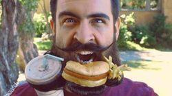 Manger sans les mains c'est possible (même si c'est pas