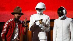 Le nouveau morceau de Pharrell avec Daft Punk
