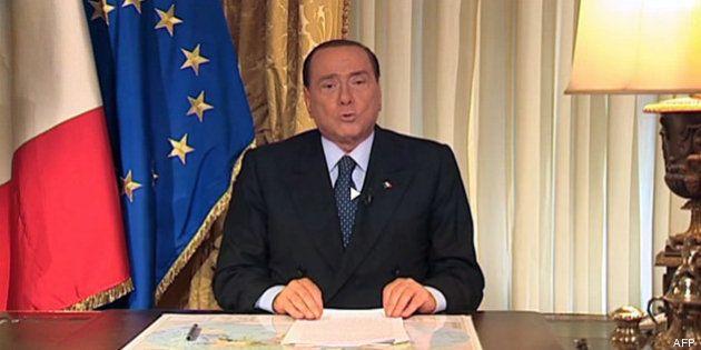 Condamnation de Berlusconi: les parlementaires PDL remettent leur démission en signe de