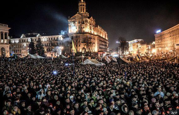 Ukraine: le pro-européen Arseni Iatseniouk désigné pour le poste de Premier