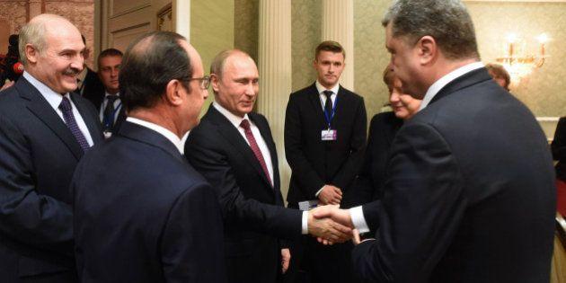 Les détails de l'accord sur le cessez-le-feu en Ukraine trouvé lors du sommet de Minsk en