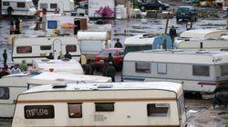 Les évacuations de camps de Roms atteignent un record selon