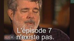 Quand George Lucas disait non à un episode 7 de Star