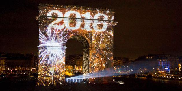 VIDÉOS. Bonne Année 2016 ! Revivez les festivités à Paris et dans le