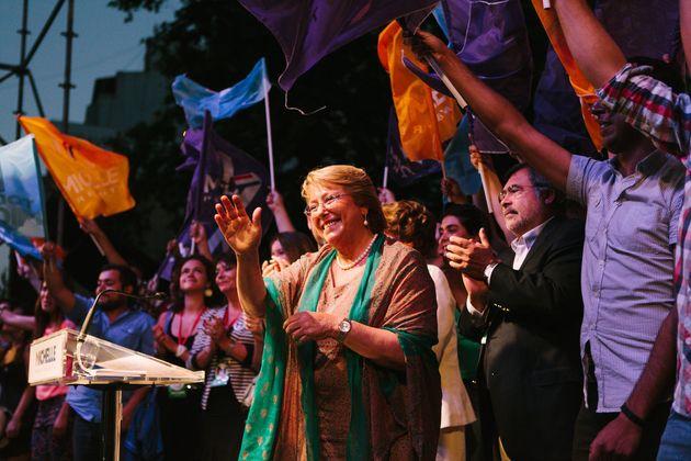 Michelle Bachelet, dame de