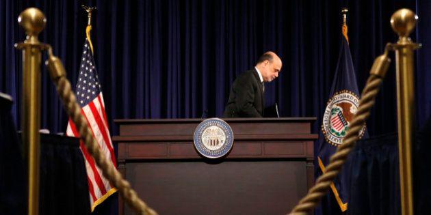 Ben Bernanke quitte la Fed, l'homme le plus puissant du monde tire sa révérence. Quel