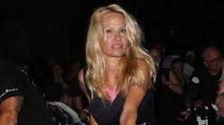 Pamela Anderson se prépare pour le marathon de New