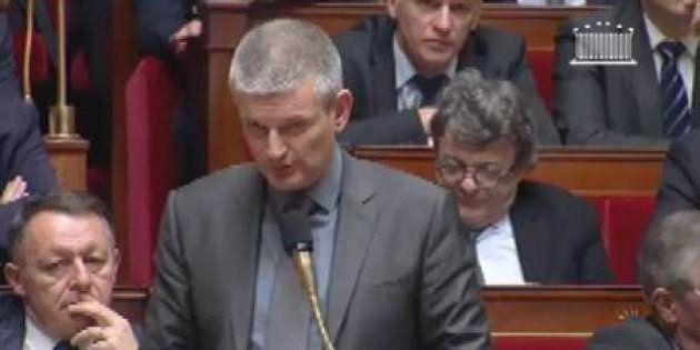 VIDEO - Fin de vie: le député Olivier Falorni livre un témoignage émouvant sur sa