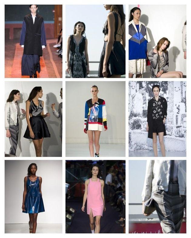 Jour 1 de la fashion