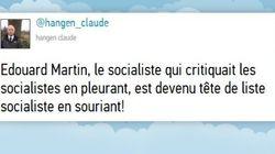 Twitter ne laisse pas passer la candidature d'Édouard