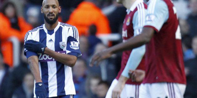 Quenelle : Nicolas Anelka suspendu cinq matches par la fédération anglaise de