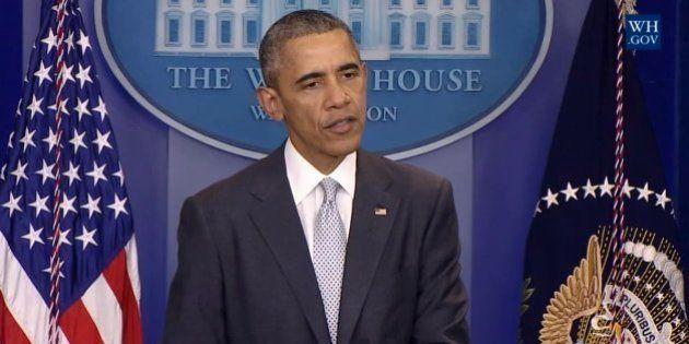 La première résolution d'Obama pour 2016? Agir contre les armes à