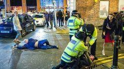 Cette photo du réveillon à Manchester vaut le