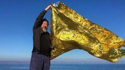 Ai Weiwei sur l'île de Lesbos pour un mémorial aux
