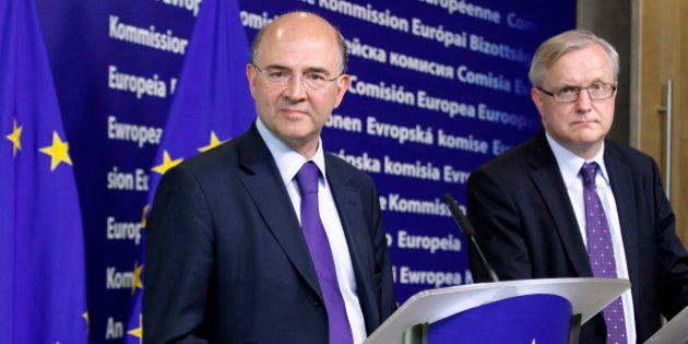 Budget: L'Europe juge le calcul du gouvernement