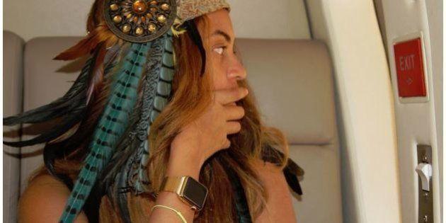 Apple Watch: Beyoncé rejoint le club des stars qui posent avec leur montre
