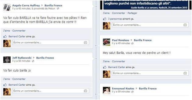 Homophobie : le patron de Barilla ne veut pas d'homosexuels dans ses publicités, Twitter appelle au
