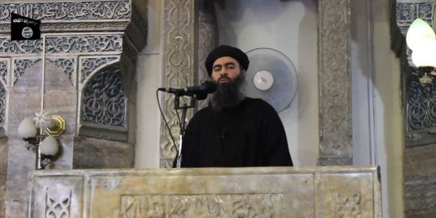 Le calife de l'Etat islamique, Abou Bakr Al-Baghdadi, aurait été gravement blessé dans une frappe aérienne,...