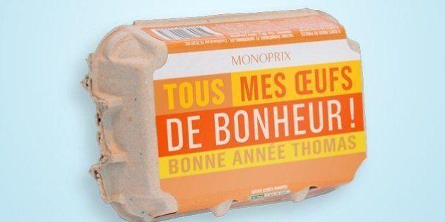 Blagues Monoprix : la marque propose aux internautes de personnaliser ses emballages, un appel au