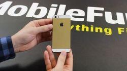 La ruse pour fauchés bling bling: Passer de l'iPhone 5 au 5S pour moins de 20
