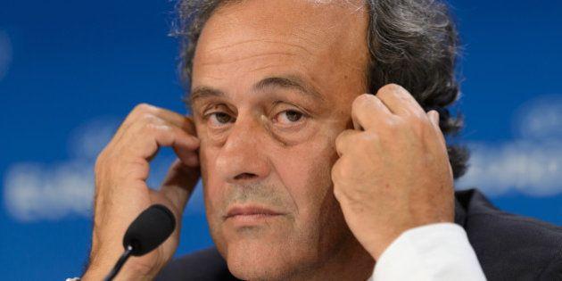 Mondial 2018: Michel Platini se défend d'avoir reçu un Picasso contre un vote pour la