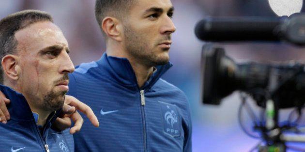 Benzema et La Marseillaise: le FN demande son exclusion de l'équipe de