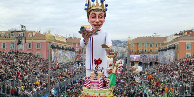 Carnaval de Nice: début des festivités sous haute sécurité dix jours après l'agression des