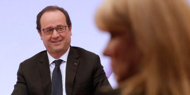 François Hollande le