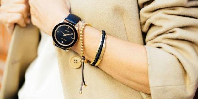 Le bracelet porte élastique à cheveux qui va changer la vie des