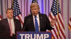 Jimmy Fallon imite Donald Trump et c'est très
