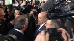 Tiens, tiens... Juppé a croisé Bayrou au Salon de