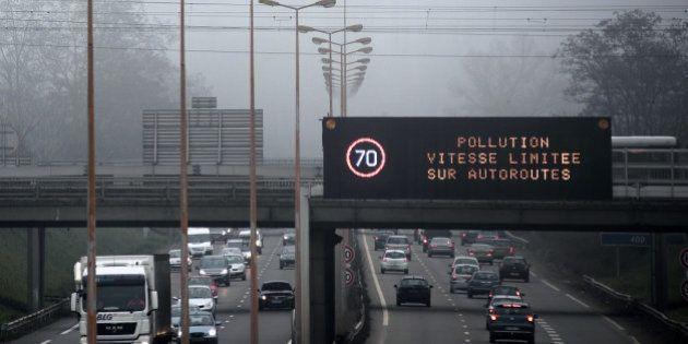 La circulation alternée des voitures souhaitée par le gouvernement en cas de pics de
