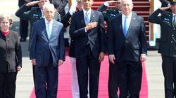 Obama en voyage en Israël et dans les Territoires palestiniens pour
