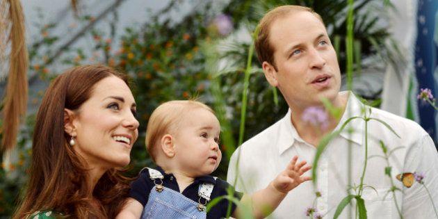 Avec la naissance du royal baby numéro 2, les choses vont se corser pour George, Kate et