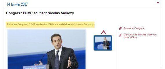 VIDEO. Nicolas Sarkozy critique le score de Marine Le Pen alors qu'il avait obtenu le même en