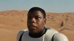 Star Wars 7 : John Boyega répond aux critiques racistes à son